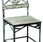 Chaise GLORIETTE – Assise Lattes de bois