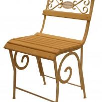 Chaise CLOSERIE- Assise Lattes de bois