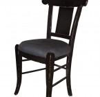 Chaise BRUMAIRE - Assise rembourrée