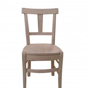 Chaise FONDA – Assise Bois