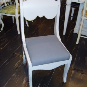 Chaise CHRISTINA – Assise rembourée
