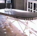 Table BASILIC OVALE Longueur 160cm