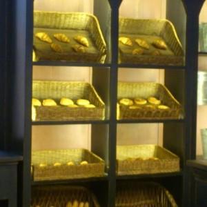meuble boulangerie incluant panieres provence et fils. Black Bedroom Furniture Sets. Home Design Ideas