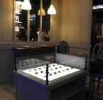 Présentoir à Patisseries PATISSIER 100*80*h90 – avec retro Eclairage incoporé