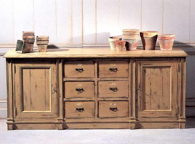 enfilade herboriste provence et fils. Black Bedroom Furniture Sets. Home Design Ideas