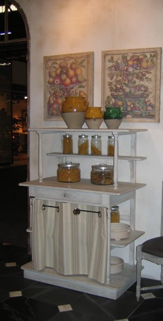 etag re tante marie 1 m tre sans rideaux provence et. Black Bedroom Furniture Sets. Home Design Ideas