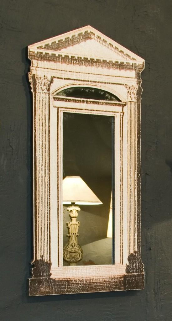 Miroir montesquieu graphique motif graphique au trait for Miroir graphique