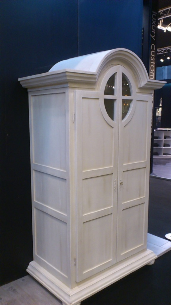 armoire grenier pm avec etag res provence et fils. Black Bedroom Furniture Sets. Home Design Ideas