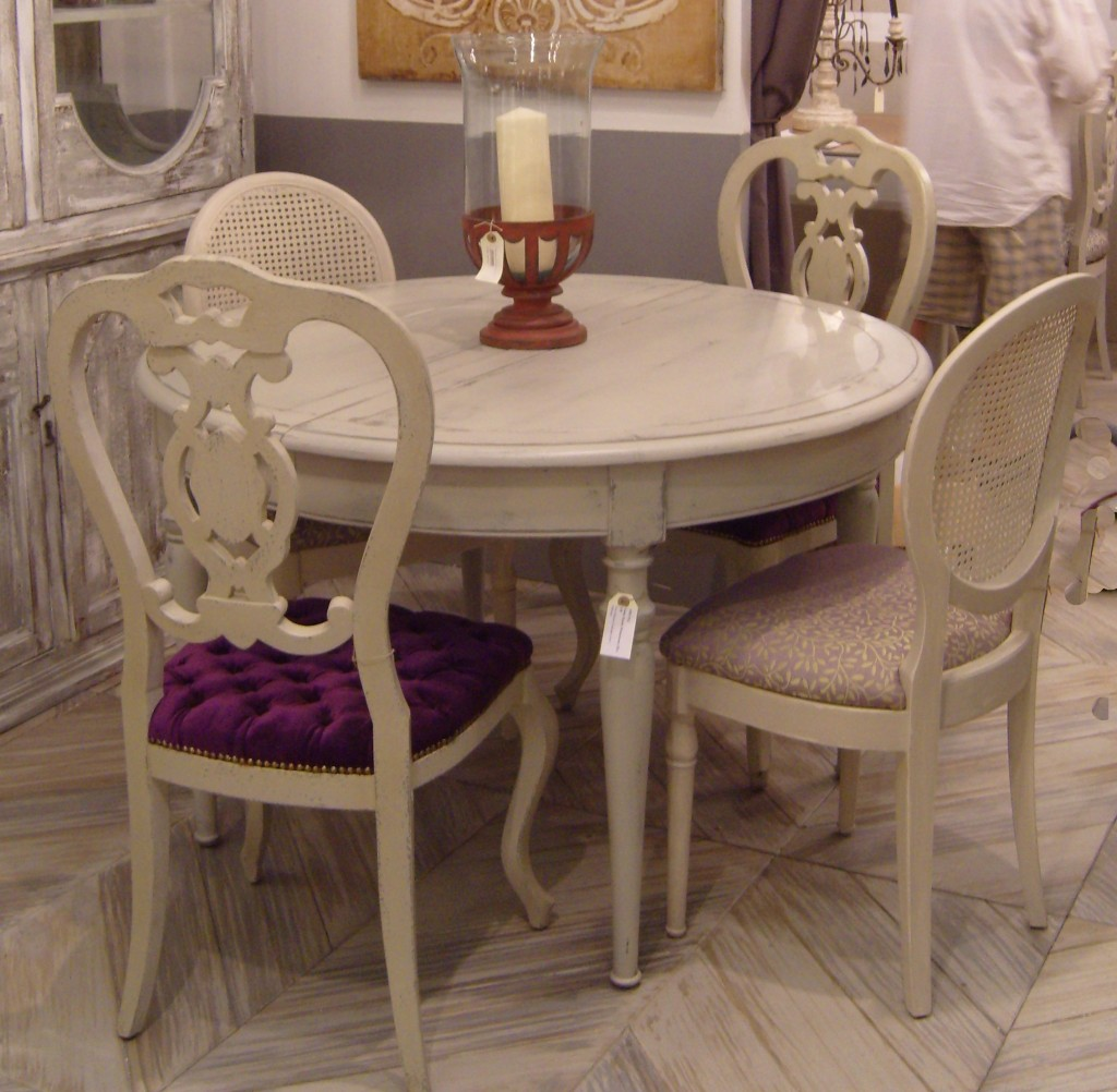 table montsoreau 120 provence et fils. Black Bedroom Furniture Sets. Home Design Ideas